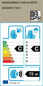 BMW Reifen 0 225 55 R17