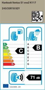 BMW Reifen 45 35 R18 92Y