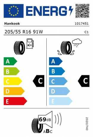 BMW Reifen Hankook Ventus Prime2 K115 205 55R16 91W